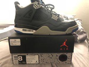 Air Jordan 4 Retro Men's Size 8 for Sale in Stockton, CA