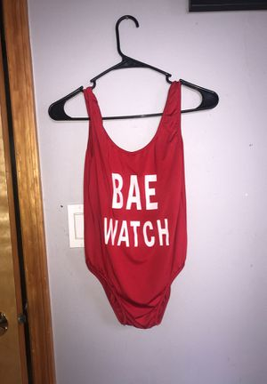 Swimsuit/Bodysuit/Halloween Costume size M for Sale in Tacoma, WA