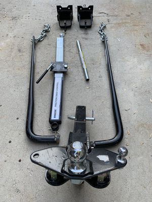 $150 Reese friction control sway bar 10,000 pound capacity for Sale in Riverside, CA