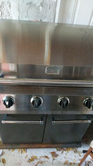 Stainless steel BBQ grill for Sale in Orlando, FL