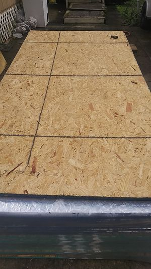 7/16 osb plywood for Sale in Kissimmee, FL