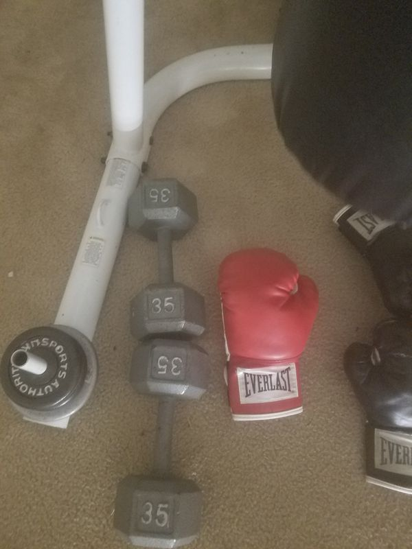 Century Boxing Set
