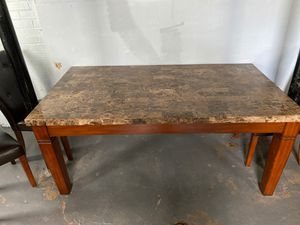 Marble dining table for Sale in Dearborn, MI
