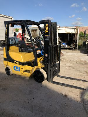2007 Yale GLC050VXNVSE083 Forklift for Sale in Miami, FL