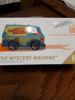 The MYSTERY MACHINE - Hot Wheels for Sale in Whittier,  CA