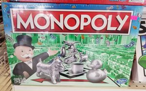 NEW Hasbro Monopoly Sealed Real Estate Board Game for Sale in Burlington, NJ