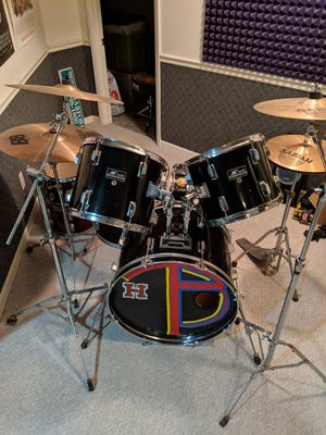 Drum Set drumset (Almost COMPLETE) for Sale in Lake Ridge, VA