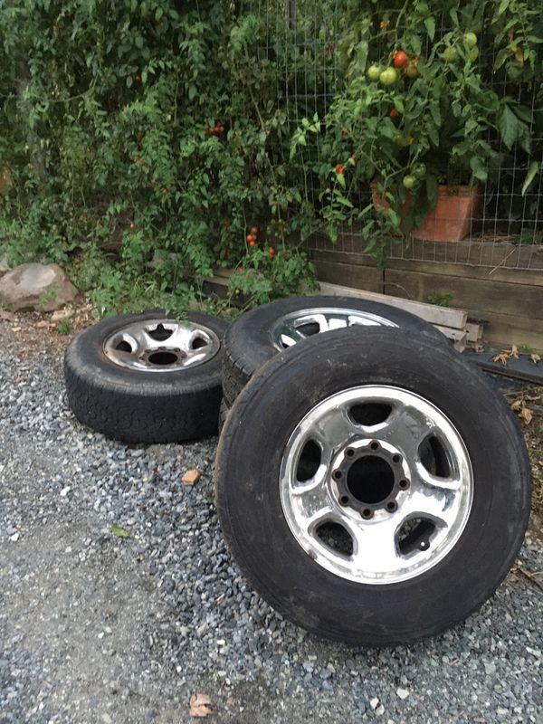 Dodge Ram 8 lug wheels