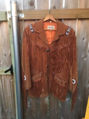 Scully Fringe Coat size 44 for Sale in Austin, TX