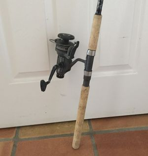 FISHING Rod & Reel - Andes ABWS for Sale in Miramar, FL