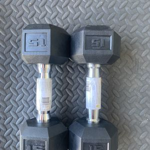 15 Lb Dumbells for Sale in Chico, CA