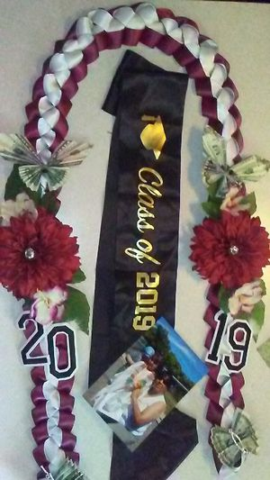 Graduation Ribbon lei for Sale in Gilroy, CA