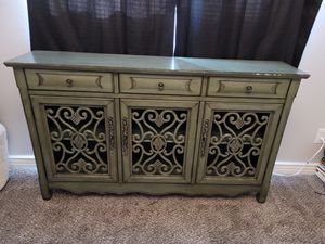 Antique TV stand/entry table for Sale in Phoenix, AZ