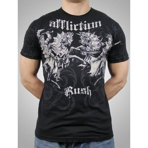 Affliction | Georges St. Pierre Rush Graphic Tee- SZ M for Sale in Las Vegas, NV
