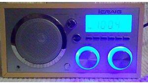 iCraig iPod Dock Alarm Clock AM/FM Radio/Snooze for Sale in Glendale, AZ