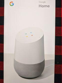 Brand New - Google Home Smart Speaker for Sale in Round Rock,  TX