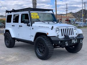 2015 Jeep Wrangler Unlimited for Sale in Los Angeles, CA