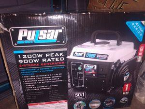 Pulsar generator for Sale in Seattle, WA