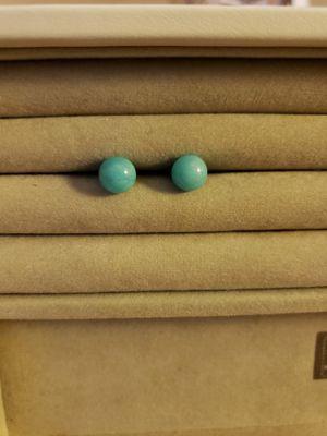 Turquoise Stone Earring Studs for Sale in Arlington, VA