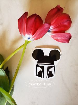 Mandalorian with Mickey ears for Sale in Long Beach, CA