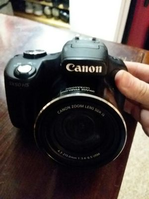 Canon powershot sx50hs for Sale in Broadway, VA