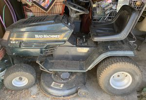 "***MTD Yard Machines 18hp 42"" Cut Lawn Tractor*** for Sale in Decatur, GA"