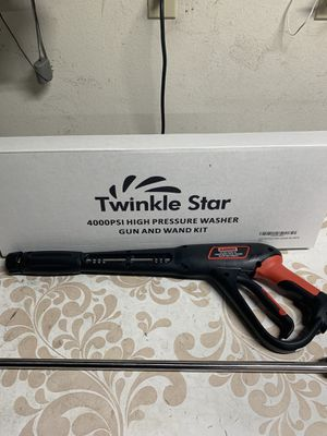 Pressure washer gun brand new never used 4000 psi for Sale in Winchester, CA