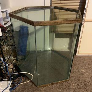 Hexagon tank for Sale in Phoenix, AZ
