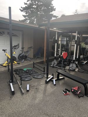 PR LIFTING SET for Sale in Federal Way, WA