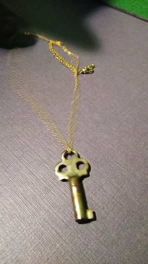 Vintage Diary Key necklace for Sale in Cleveland, OH
