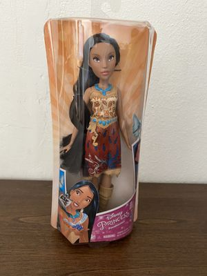 Disney Princess Pocahontas doll for Sale in Phoenix, AZ
