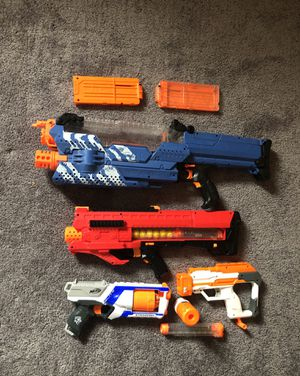 Nerf Gun Sets for Sale in Maple Grove, MN