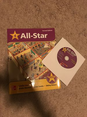 All-Star #4 Student book for Sale in Snohomish, WA