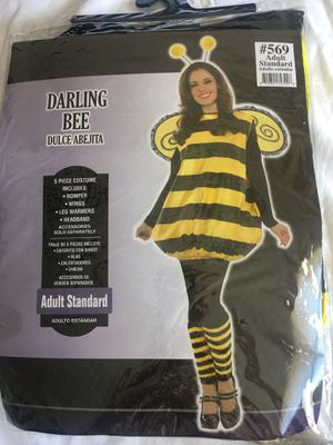 Adult Bumblee Bee Halloween Costume for Sale in Chula Vista, CA