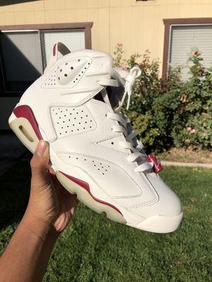 Jordan 6 Marion Size 9.5 for Sale in Sacramento, CA