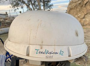 TracVision L2 Mountable Rv Satellite for Sale in Perris, CA