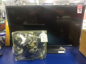 Ps4 and TV combo deal! for Sale in West Sacramento, CA
