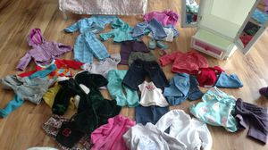 American girl clothes and closed for Sale in Charlotte, NC