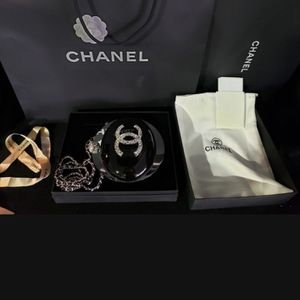 Chanel Evening On The Moon Minaudiere Resin Bag for Sale in Pasadena, CA