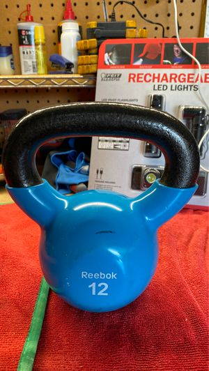 Kettlebell 12 pound for Sale in West Covina, CA