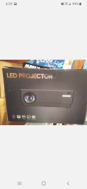 LED projector for Sale in La Vergne, TN