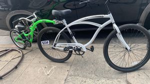 Micargi touch bicycle with co-pilot for Sale in View Park-Windsor Hills, CA