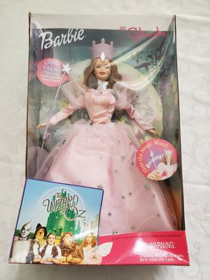 Wizard of Oz Glinda Barbie Doll for Sale in Orlando, FL