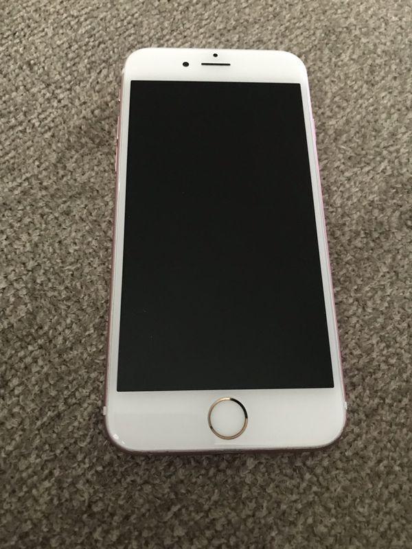 UNLOCKED iPhone 6s