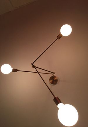 Chandelier- hanging light fixture for Sale in New York, NY