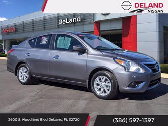 2019 Nissan Versa Sedan for Sale in Deland,  FL