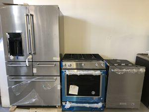 Stainless steel 3pcs KitchenAid set for Sale in Elizabeth, NJ