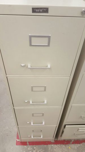 2 4 5 foot tall filing cabinets for Sale in Austin, TX