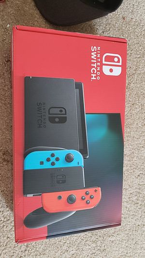 Brand new nintendo switch for Sale in Fairfax, VA
