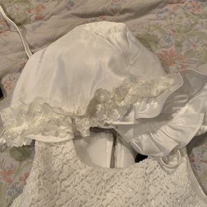 Baptismal Dress Up T0 2 Yrs Old for Sale in Long Beach, CA
